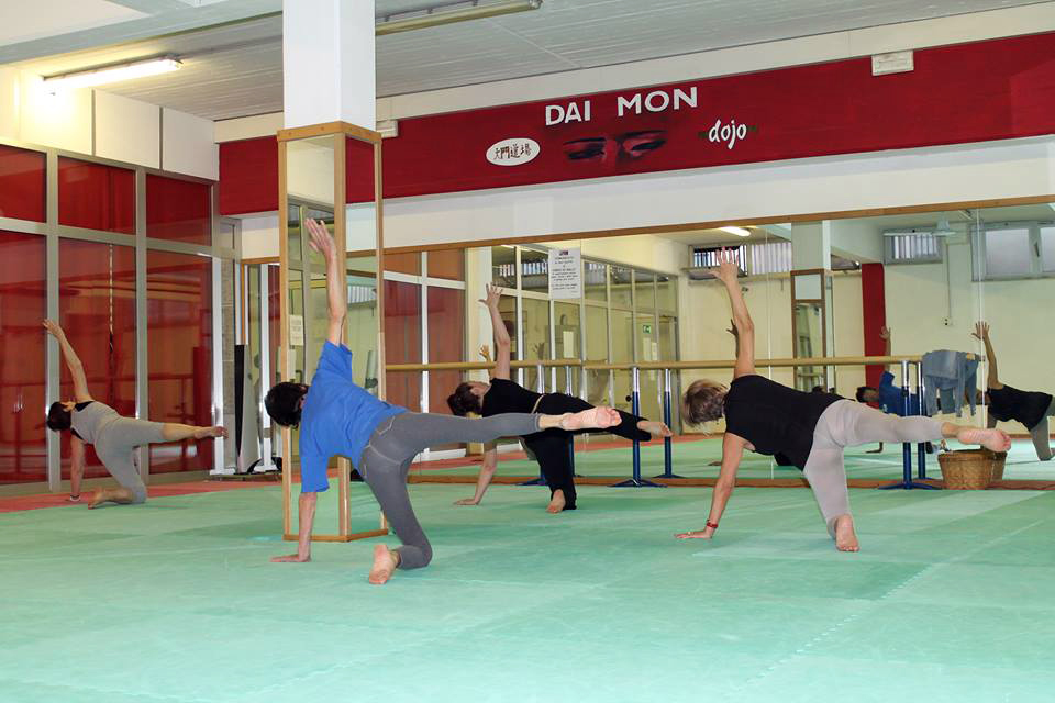 Ginnastica Metodo Power Yoga