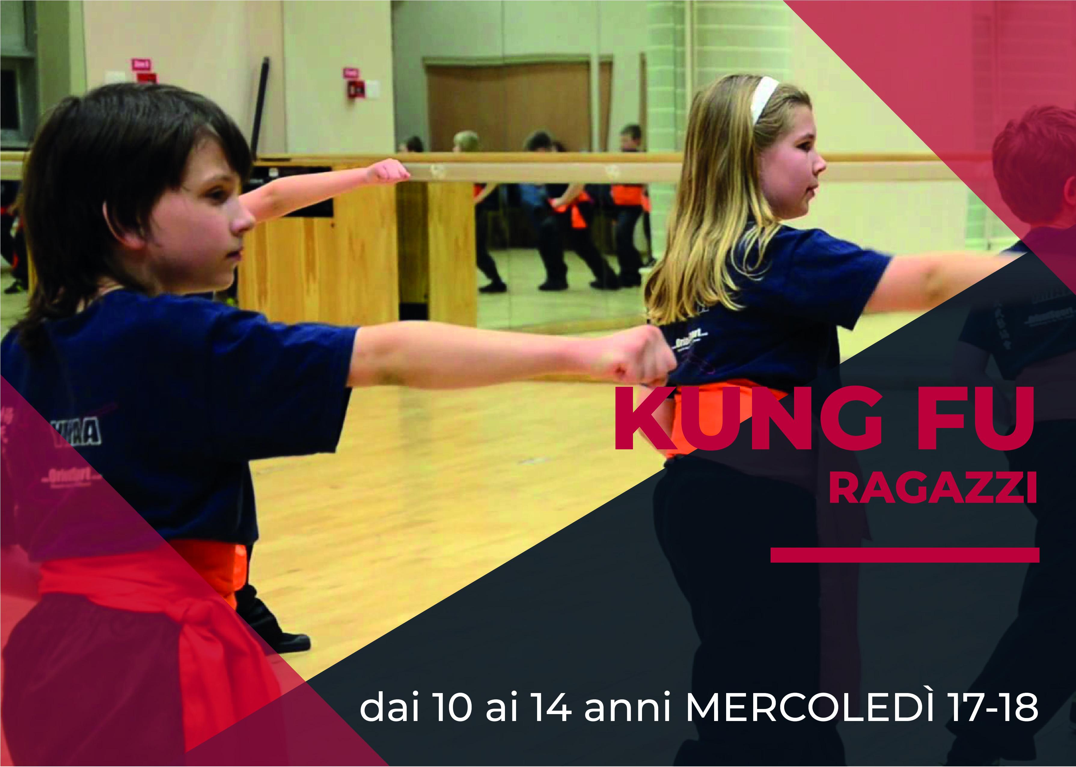 Kung Fu Ragazzi